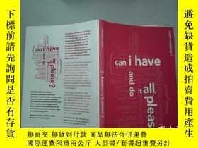 二手書博民逛書店can罕見i have and do it all pleaseY198833
