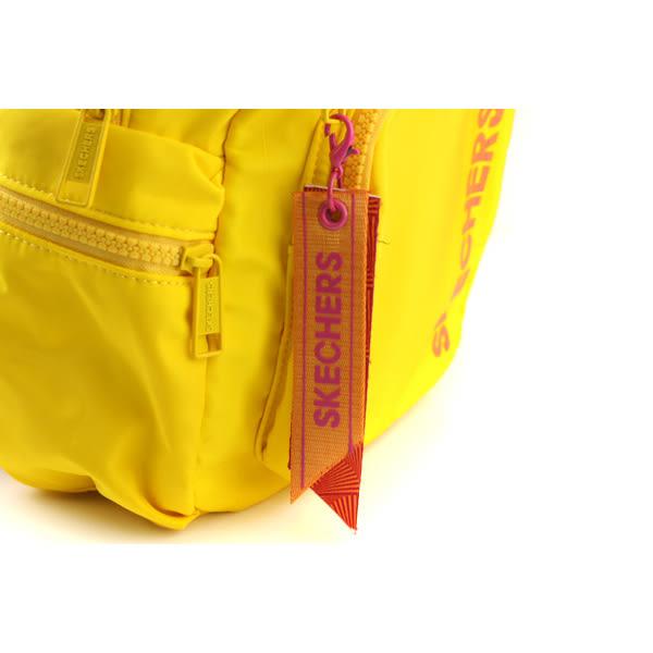 SKECHERS 後背包 黃色 S59868 noA26