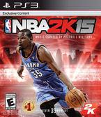 PS3 NBA 2K15(美版代購)