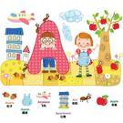 壁貼  男生女生英文單字壁貼  兒童房壁貼  想購了超級小物