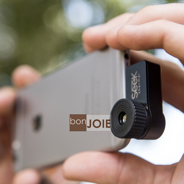 ::bonJOIE:: 美國進口 Seek CompactXR 手機專用熱感應鏡頭 iPhone 版 LT-AAA Extra-Range Thermal Camera Compact XR