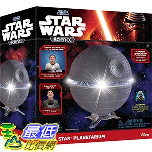 [美國直購] Uncle Milton 15077 星際大戰 死星 投影機 Star Wars Science - Death Star Planetarium