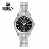 法國 BIBA 碧寶錶 經典系列 藍寶石玻璃 石英錶 B321S204B 黑色-32mm