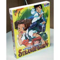 奇異的破曉1~4集 DVD套盒裝