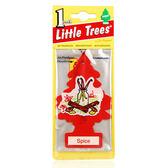 LITTLE TREES 美國小樹香片-美國香料Spice(10g)【美麗購】