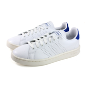 adidas ADVANTAGE 運動鞋 白/藍 男鞋 EG3775 no804
