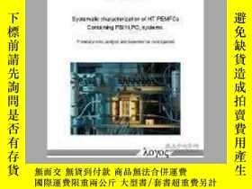 二手書博民逛書店Systematic罕見Characterization of Ht Pemfcs Containing PBI