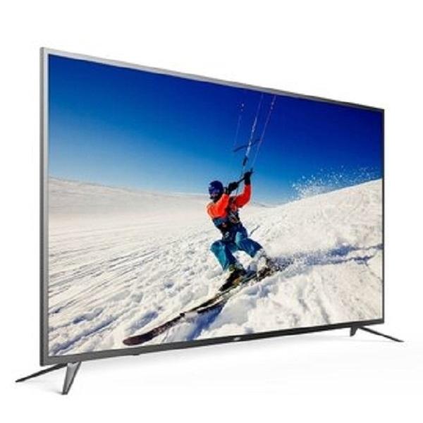 美國 AOC 65吋 65U6090 4K HDR+ 聯網淨藍光液晶顯示器