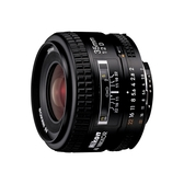 【聖影數位】Nikon AF 35mm f/2D *需搭配內建馬達機身 具光圈環 廣角變焦鏡 (3期0利率) 公司貨