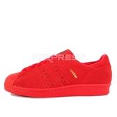 Adidas Superstar 80S City Series [B32664] 男鞋 休閒 紅
