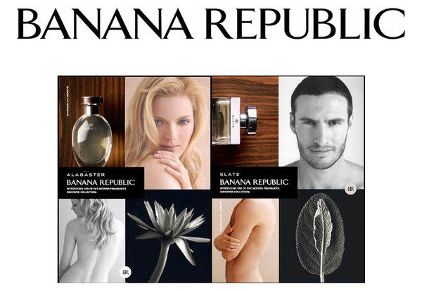 Banana Republic Alabaster 雪花香水 50ml