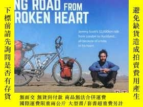 二手書博民逛書店the罕見long road form a broken hea