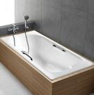 【麗室衛浴】美國 KOHLER Soissons 鑄鐵浴缸 K-940T-0 /K-943T-0 (不含扶手)