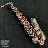 ~凱傑樂器~KJ Vi Ning A 920 鍍黑鎳紅銅按鍵Alto Sax 中音薩克斯風