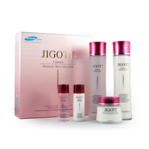 JIGOTT 植物精華玻尿酸禮盒五件組/化妝水30ml+150ml,乳液30ml+150ml,面霜50g
