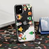 蘋果 iPhone 12 Pro 12 Pro Max 12 Mini iPhone 11 Pro Max 聖誕K 手機殼 全包邊 保護殼