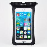 歡慶中華隊手機防水袋蘋果iPhone6sPlus防水袋5.5寸通用大屏手機浮潛水下拍照套