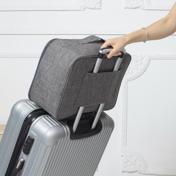 旅行包 拉桿包 加厚款大容量 收納包 行李箱 收納袋 旅行袋 登機包 手提收納袋【RB580】