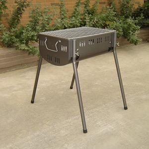 不鏽鋼耐厚U型烤肉爐(正304不鏽鋼烤網)