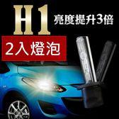 HID 專用燈泡 氙氣燈泡 H1 3000K 4300K 6000K 8000K 兩隻入 三個月保固