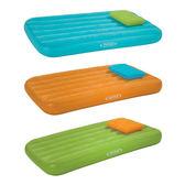 【美國 INTEX】兒童充氣床墊(款式隨機) 66801NP