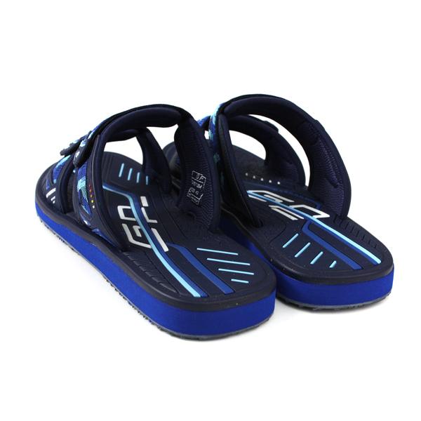 G.P 阿亮代言 拖鞋 防水 雨天 藍色 男鞋 G0573M-20 no039