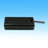 4號*2電池盒(加蓋附開關)1入