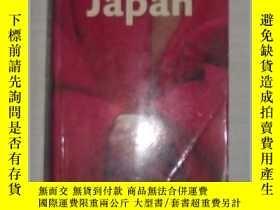 二手書博民逛書店英文原版罕見Lonely Planet Japan by Chr