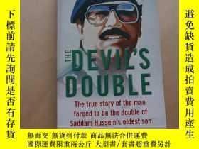 二手書博民逛書店The罕見Devil s Double - The True Story Of The Man Forced To