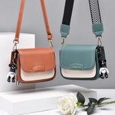 網紅小方包2020新款時尚韓版單肩包INS超火包包少女百搭斜挎包包 後街五號