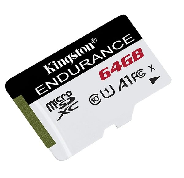 Kingston 64GB 64G microSDXC【95MB/s】microSD micro SD XC TF U1 A1 C10 SDCE/64GB 金士頓 記憶卡 行車紀錄器