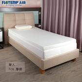 【美國Flotemp Air 福樂添】單人冰涼薄墊(100x185x7)