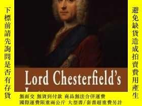 二手書博民逛書店Lord罕見Chesterfield s Letters-切斯特菲爾德勛爵的信Y436638 Lord Che