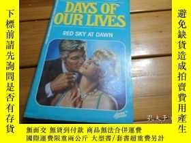 二手書博民逛書店DAYS罕見OF OUR LIVES 《我們的日子》Y19865