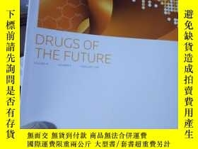 二手書博民逛書店DRUGS罕見OF THE FUTURE Volume 41,