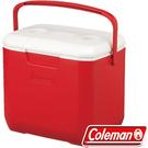 Coleman CM-27862-美利紅 28LExcursion行動冰箱 建議搭配冷媒 公司貨