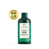 【南紡購物中心】【THE BODY SHOP】茶樹淨化洗髮精-250ml