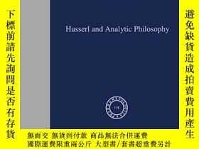 二手書博民逛書店Husserl罕見And Analytic Philosophy-胡塞爾與分析哲學Y436638 R. Cob
