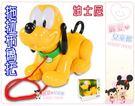 麗嬰兒童玩具館~Disney迪士尼-拖拉布魯托寶寶玩具.遛狗玩具.伯寶行公司貨