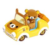 拉拉熊小汽車 TOMICA合金拉拉熊造型多美小汽車/金屬車/模型車 [喜愛屋]
