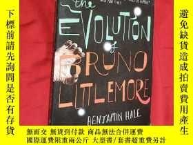 二手書博民逛書店Benjamin罕見Hale :The Evolution of Bruno Littlemore 英文原版書