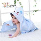 嬰兒抱被 抱被新生兒用品秋冬季加厚款初生兒襁褓外出寶寶抱毯睡袋嬰兒包被   蜜拉貝爾
