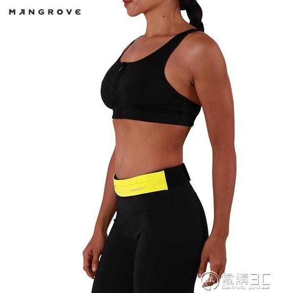 跑步手機腰包男女運動手機腰包跑步女多功能健身腰包腰帶防汗濕  聖誕節免運