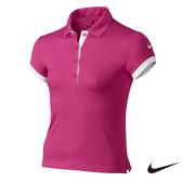 Nike Golf Girls Victory Polo 女大童運動短袖上衣 粉紅 742718-616