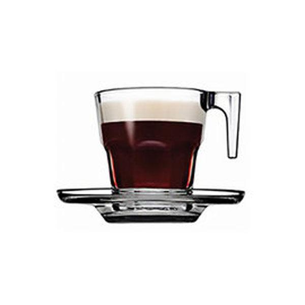 土耳其Pasabahce 咖啡杯盤組 6入(75cc)