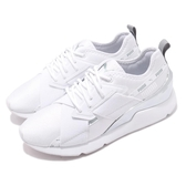Puma 休閒鞋 Muse X-2 Metallic 白 銀 金屬元素 女鞋 訓練鞋 【PUMP306】 37083802