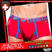 【紅】美國Andrew Christian 拳擊手四角內褲 CoolFlex 90442