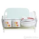 不銹鋼瀝水架 洗菜籃子 瀝水籃 碗碟盤收納架 置物架廚房用品 圖拉斯3C百貨