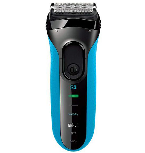 BRAUN【日本代購】百靈 電動刮鬍刀 修剪器3系列 可沐浴用3010s