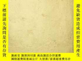 二手書博民逛書店罕見民間唱詞手抄本33個筒子頁,另有30多頁空頁,一厚本Y187936